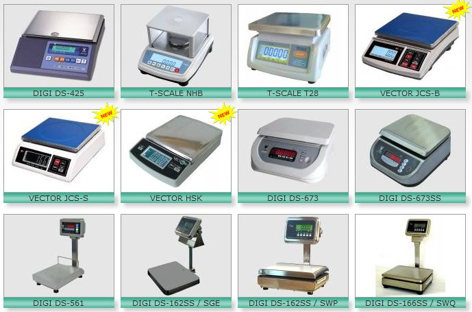 HIGH PRECISION ELECTRONIC SCALES