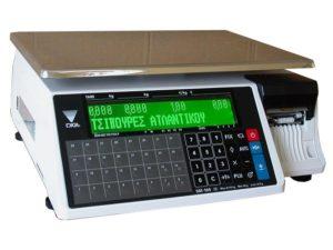Ηλεκτρονικός ζυγός DIGI SM-100BCS PLUS