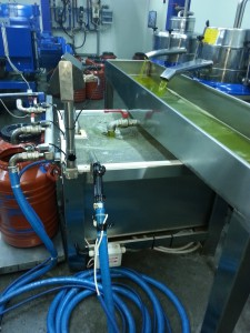 OLIVE OIL WEIGHING SCALE MANAGEMENT SYSTEM -TOMASIS